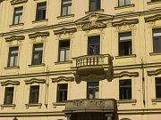 Rodný dům Franze Kafky.