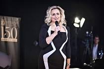 Prezidentka společnosti Petrof Zuzana Ceralová-Petrofová.