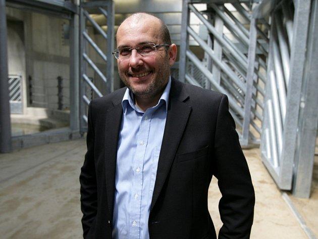 Miroslav Bobek, ředitel pražské zoo.
