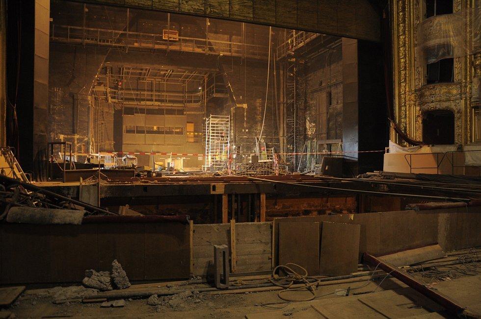 Tady budou v září 2019 opět vystupovat operní a baletní špičky.