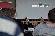 Tisková konference k filmu.