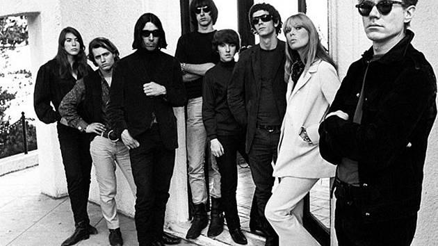 Andy Warhol & The Velvet Underground.