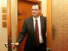 Klub zastupitelů ODS v úterý na magistrátu jednal o ukončení koalice s ČSSD. Výsledek jednání přišel oznámit Boris Šťastný.