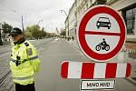 Evropský den bez aut v Praze