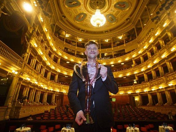Předávání cen Herecké asociace Thálie 2013proběhlo 29.března vpražském Národním divadle. Marek Holý