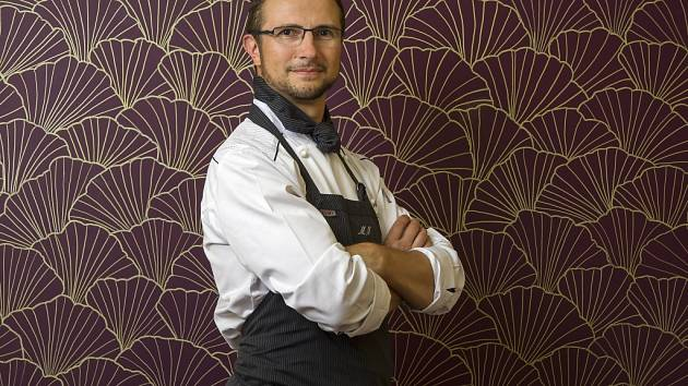 Kuchař Michal Novák.