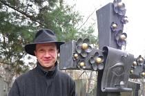 hrobník Jaroslav Šejvl