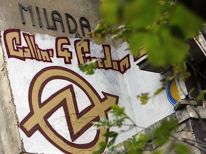 VILA MILADA. Poslední útočiště squatterů v Praze. Ti ale přechází do protiofenzivy.