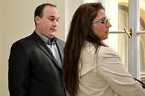 V kauze okradení bezdomovce padly pětileté tresty - pro Janu Černou a jejího partnera Miroslava Šošku.