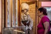 legionářské muzeum na kolejích je od 2. srpna přístupné v areálu budoucího Železničního muzea Národního technického muzea.