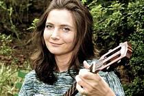 Písničkářka a zpěvačka Marta Töpferová.