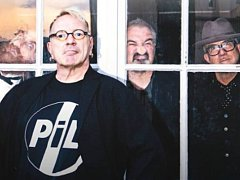 Skupina Public Image Ltd zahraje v pátek v pražském Lucerna Music Baru.