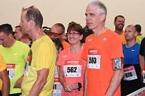 Běh při západu Slunce SunSet Run se konal v sobotu 18.7.2020 na Letišti Václava Havla v Praze.