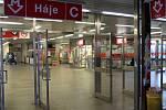 Metro Háje. Ilustrační foto.