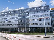 Administrativní budova na Pankráci.