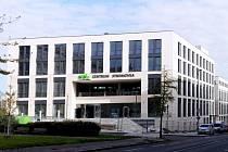 Obchodní centrum Stromovka. 2. místo v kategorii obchodní centra.