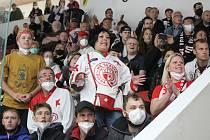 Fanoušci hokejové Slavie se výhry v přípravě proti Sokolovu nedočkali, ten v Edenu vyhrál 3:1.