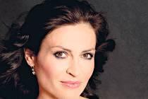 Cvičitelka, moderátorka a šéfka nadačního fondu Hanka Kynychová.