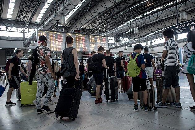 Letiště Václava Havla v Praze. Ilustrační foto