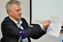 Zdeněk Schwarz, ředitel Zdravotnické záchranné služby hlavního města Prahy.