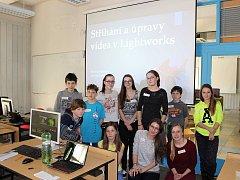 Workshop Stříhání a úprava videa v Lightworks.