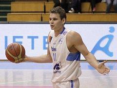 Střílející křídlo Jaromír Bohačík by se mělo stát lídrem basketbalové družiny USK.