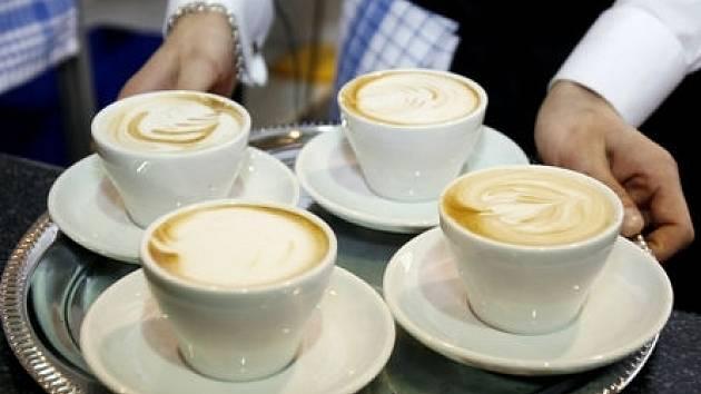 Soutěž baristů Mistr kávy se v letošním roce 2008 konala již po páté.