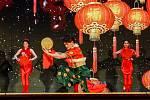 Oslavy nového čínského roku se v Obecním domě konaly i loni