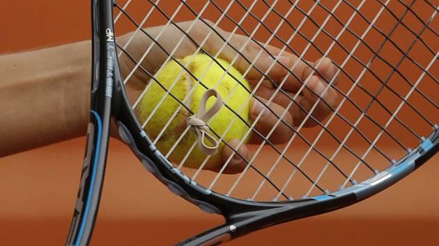 Tenis. Ilustrační foto.
