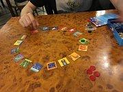 Deskové hry si můžete v Tyršově domě zahrát až do neděle.