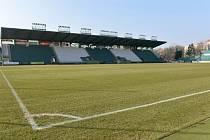 Fotbalový stadion Bohemians Praha 1905.