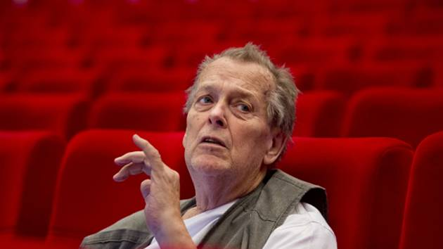 Filmař Jan Němec.