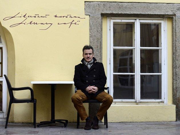 Výtvarník František Skála.