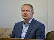 Spoluzakladatel firmy Oleo Chemical Kamil Jirounek.