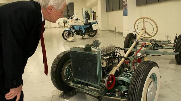 Národní technické muzeum v Praze otevřelo v pátek 9. prosince 2011 svůj šestý výstavní sál.