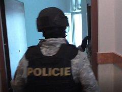 Zadržení čtyř drogových dealerů z Makedonie.