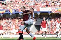 Derby Sparta - Slavia. Ilustrační foto.