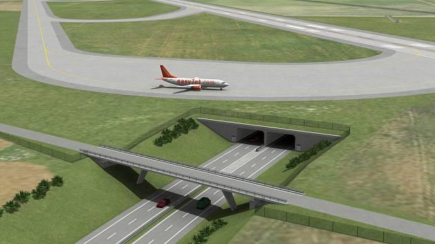 PŘIPRAVENO. Letišti Praha má všechny potřebné pozemky. Za zhruba 80 hektarů zaplatilo částku přesahující čtyři miliardy korun.