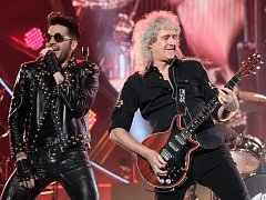 Koncert skupiny Queen a Adama Lamberta v pražské O2 Areně. 00c11049d17