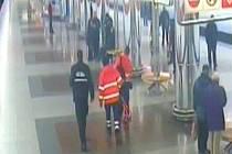Diabetický záchvat muže ve stanici metra Letňany.