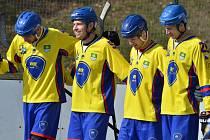 Hokejbalisté pražského HC Kert hrají o víkendu dvakrát doma. V pátek přivítají na Lužinách Hostivař a v sobotu Plzeň.