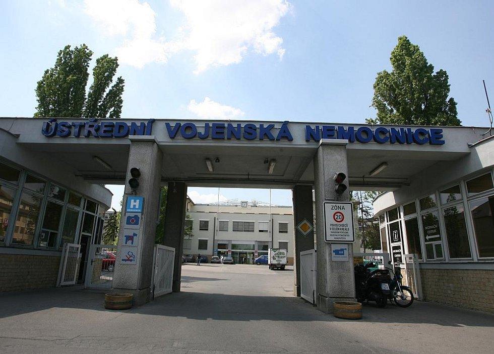 Ústřední vojenská nemocnice Střešovice
