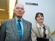 Ivan a Helena Medkovi na archivní fotografii.
