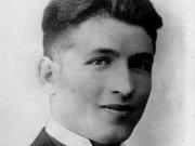 Student Jan Opletal.