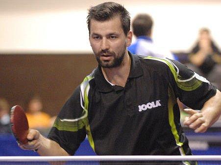DVA NULA. Josef Šimončík (na snímku) doufá, že že rozhodne už na Moravě.