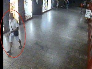 Páteční loupež v podchodu metra Florenc