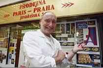 Obchod s lahůdkami Paris – Praha v Jindřišské ulici v Praze po 41 letech končí.
