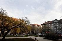 Puškinovo náměstí.