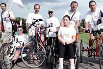 Hlavní myšlenkou této akce bylo ukázat smysl propojení a spolupráce zdravých a handicapovaných lidí.