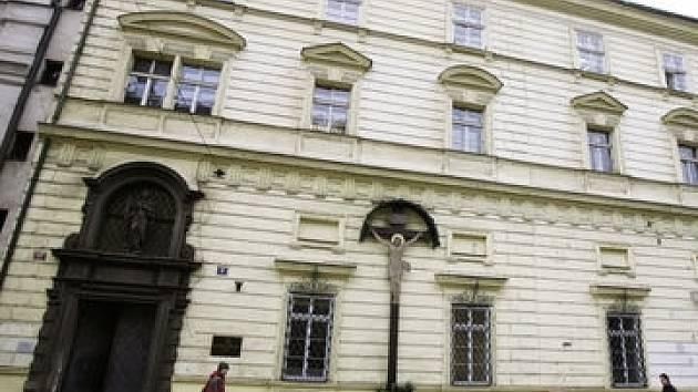 PRAVDĚPODOBNĚ ZMĚNÍ ADRESU. Endokrinologický ústav by se měl podle plánů ministerstva zdravotnictví přestěhovat do Krče.